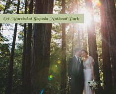 Planning a wedding? Go rustically romantic at Sequoia & Wuksachi Lodge. Get some inspiration from the guru of all things wedding, @Green Wedding Shoes / Jen Campbell!