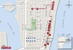 Map: Art Deco District