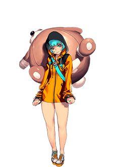 『デスティニーチャイルド』 Game Character, Character Concept, Concept Art, Character Design, Female Cartoon, Female Anime, Anime Fantasy, Fantasy Girl, Manga Characters
