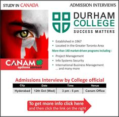 348 Best Study In Canada Images In 2019 Study Abroad Colleges