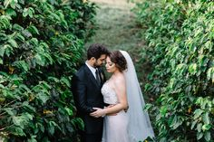 Coffee Plant Wedding Ceremony in Brazil - #casamentodecafe