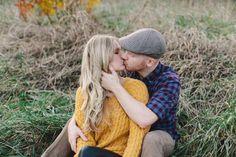 Engagement Shoot - North Carolina Wedding Photographers - photo by Brett & Jessica