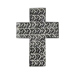 Saxon Cross Sculpture Wall Sculptures, Accent Wall, Wall Art Sets, Wall Crosses, Metal Wall Sign, Wood Wall Hanging, Hanging Wall Decor, Baskets On Wall, Wall Signs
