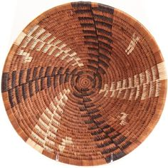 Approximately 11.25  Across x 2.5  Tall Artist: Mokore  Some of the highest quality baskets woven today spring from the people living in earth