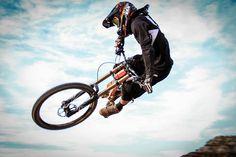 Flyin' at Red Bull Rampage #RideShimano