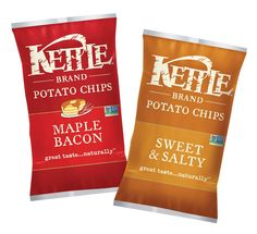 new products with bacon added | ... new flavors of Kettle Brand chips, maple bacon and sweet and salty