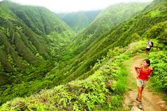 Hiking Maui's Waihee Ridge Trail (©Maridav/Shutterstock)