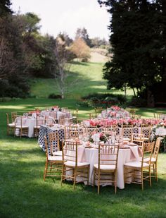 """Our Favorite Summer Locales for Saying """"I Do"""" - Style Me Pretty"""
