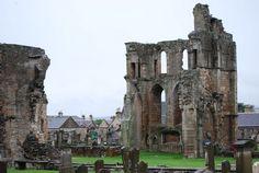 Church Ruins - Scotland