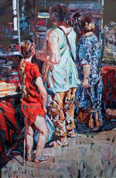 Gange Market by Arthur Maderson