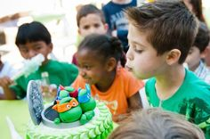 Hostess with the Mostess® - Teenage Mutant Ninja Turtle Party