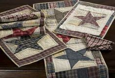 Quilted Placemats quilt pattern - TheFind