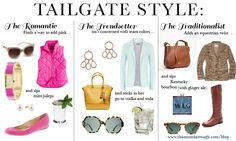 What's your Tailgate Style?