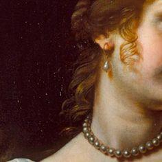 Carlo Dolci: Salomè con la testa del Battista. Olio su tela del 1665-70…