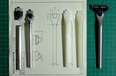Ockham Razor Company Uses 3D Printing to Redesign Your Everyday Shaver, Launching on Kickstarter Soon