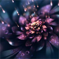3D Apophysis Flowers by Chiara Biancheri