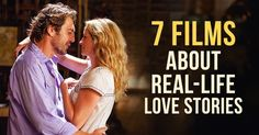 "Seven amazing films about real-life love stories which every couple should see There's a saying which many of us have heard: ""Love like in the movies."" But sometimes, real life is the best inspiration Movie To Watch List, Good Movies To Watch, See Movie, Movie List, Great Movies, Movie Tv, Best Love Story Movies, Movie Club, Real Life Love Stories"