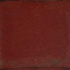 Category: Glaze, Iron, Kaki, Tomato Red, Author: Clara Giorello, Notes: Harris Tenmoku Red (variation), Glaze #17 on Ian Currie's grid, using Ball Clay