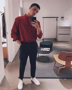 La Mode Masculine, Herren Outfit, Stylish Mens Outfits, Mens Clothing Styles, Trendy Clothing, Men's Clothing, Designer Clothing, Men Looks, Fashion Outfits