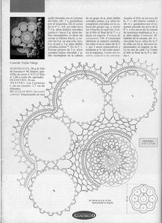 Crochet Knitting Handicraft: Crochet Puntorama No. 274, July 2002