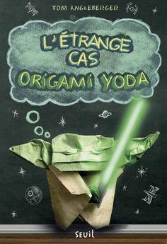 Étrange cas Origami Yoda(L') T.01 N. éd. par ANGLEBERGER, TOM $15 renaud bray