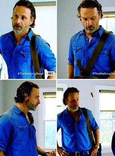 'Go Getters' | S7E5 | The Walking Dead (AMC) | Rick Grimes                                                                                                                                                                                 More