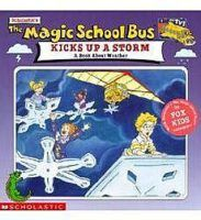 The Magic School Bus Kicks Up a Storm Science Activity | Scholastic Weather And Climate, Weather Conditions, Fox Kids, Read Aloud Books, Magic School Bus, Science Classroom, Children's Literature, Science Activities, Lesson Plans