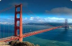 San Francisco is home to a little bit of everything. Whether you're a first time visitor or a long-time local, San Francisco's Golden Gates welcome all. This is the place to find out about all things San Francisco. Oh The Places You'll Go, Places To Travel, Places Ive Been, Places To Visit, Sf Travel, Tourist Places, Food Places, Travel Deals, Ponte Golden Gate
