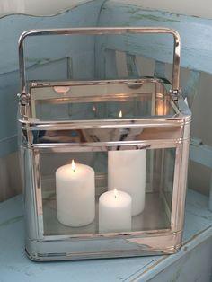 large Swedish candle lantern - nordichouse.co.uk