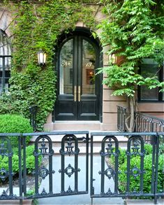 Gilt Home Creative Director Tom Delavan's townhouse in Greenwich Village NYC