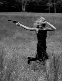 Running with Guns Story Inspiration, Writing Inspiration, Character Inspiration, A Well Traveled Woman, Devon Aoki, Shooting Guns, The Secret History, Thrillers, Models