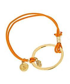 Blee Inara's Elastic Circle Karma Bracelet #maxandchloe