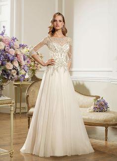 Ronald Joyce, barcelona Tulle Size 10 Wedding Dress For Sale   Still White