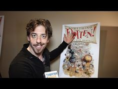 Something Rotten!'s Christian Borle and Brian d'Arcy James Have a Face-Off on Broadway Christian Borle, Straight Man, Peter And The Starcatcher, Jesus Christ Superstar, Legally Blonde, Monty Python, Get Tickets, Book Nooks, 16th Century
