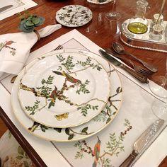 Mesa do jantar #taniabulhoes #vestiramesa #temqueter