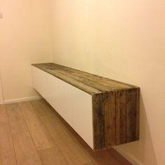 Ikea hack TV cabinet