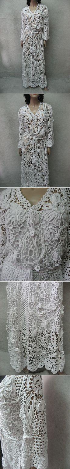 The glorious handmade maxi dress Crochet от CrochetDressTalita