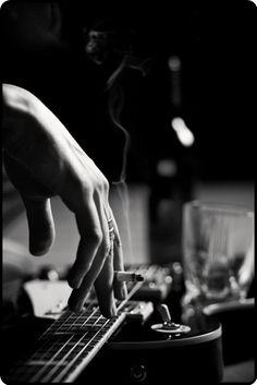 strum a few bars…