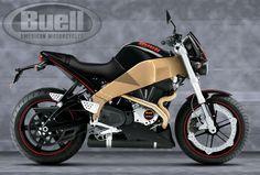 Buell XB12S Nero