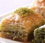Currently craving: light yet crunchy baklava