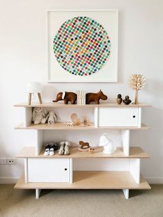 Идеи декора интерьера комнат для младенцев от Little Liberty фото 01