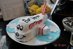 Bon voyage fondant choc mud cake Black icing pens= saviours of this cake :)
