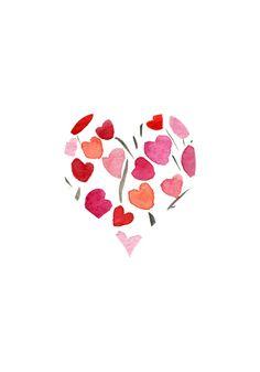 Heart - TheJoyofColor