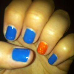 Okc thunder nail design nail designs pinterest thunder okc thunder nails thunderup thunderbasketball prinsesfo Image collections
