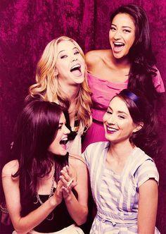 Aria, Emily, Spencer, or Hanna?