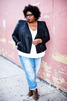 Tumblr Love. POC Fat Fashion. | SUPERSELECTED - Black Fashion ...