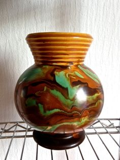 John Beswick - art deco vaas