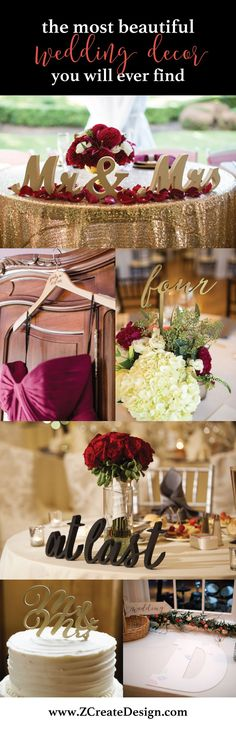 I have purchased several items from this shop! I am a repeat customer because of their high quality. Please use them for all your wedding decor needs. I got the gold Mr & Mrs and it is even more beautiful in person than online! If you are thinking of buying these do it! They are wonderful and I cannot wait to showcase them on the sweetheart table at our wedding!!