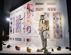 A story on how men's fashions are influencing the retail industry more than ever. New Man in Town —Visual Merchandising and Store Design