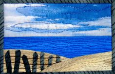 Fabric Quilted Postcards - PurseForum
